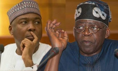 Your Comments On Me Is Careless And Irresponsible ...Saraki Tells Tinubu