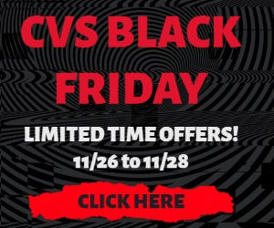 cvs 2020 black friday 3 day deals