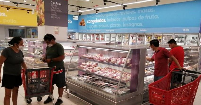 NUEVO HORARIO: Supermercados y farmacias atenderán hasta las 17.00 horas