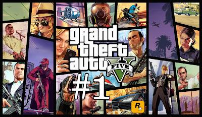 שוב: GTA V בראש טבלת המכירות בבריטניה
