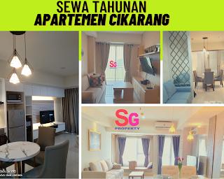 Apartemen Full Furnish Di Cikarang Disewakan Harga Murah
