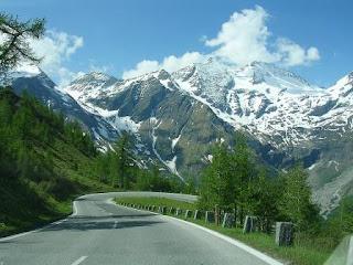 3. Jalan Grossglockner Alpine