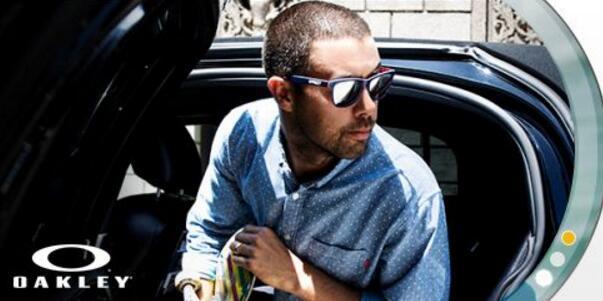 cyber monday oakley sunglasses jn9s  Men Driver With Cheap Oakley Sunglasses