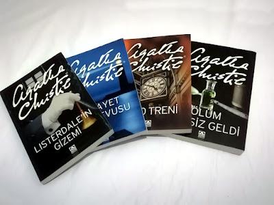 Agatha Christie, Hercule Poirot, Altın Kitaplar,Kitap alış-verişi,Estikçe,