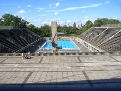 Piscina olimpica de Berlin