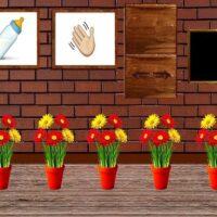 G2M Flower House Escape