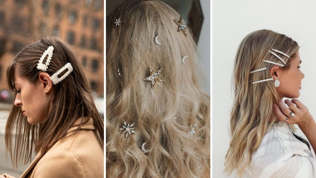 The most beautiful women's hair accessories 2021