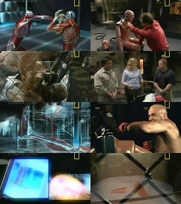 Documental MAESTROS DE LUCHA:  Artes marciales [1 link] [Español] [NatGeo]