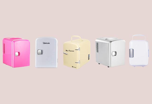 ثلاجة الجمال: ثلاجات التجميل تأتي في العديد من التصاميم