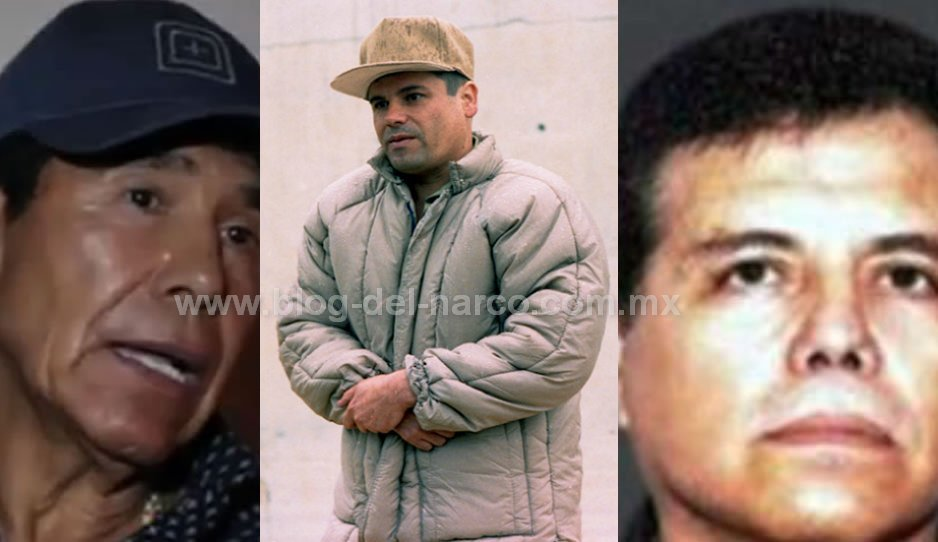 """Una Narcocumbre reunió a los jefes, """"El Chapo Guzmán"""", """"El Mayo Zambada"""" y """"Caro Quintero"""" pero """"Caro"""" al parecer los traicionó"""