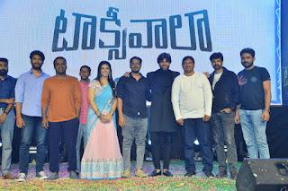 ags: Taxiwala Success Celebrations At Bhimavaram, Taxiwala Movie, Taxiwala Success Celebrations, Vijay Devarakonda, Priyanka Javalkar