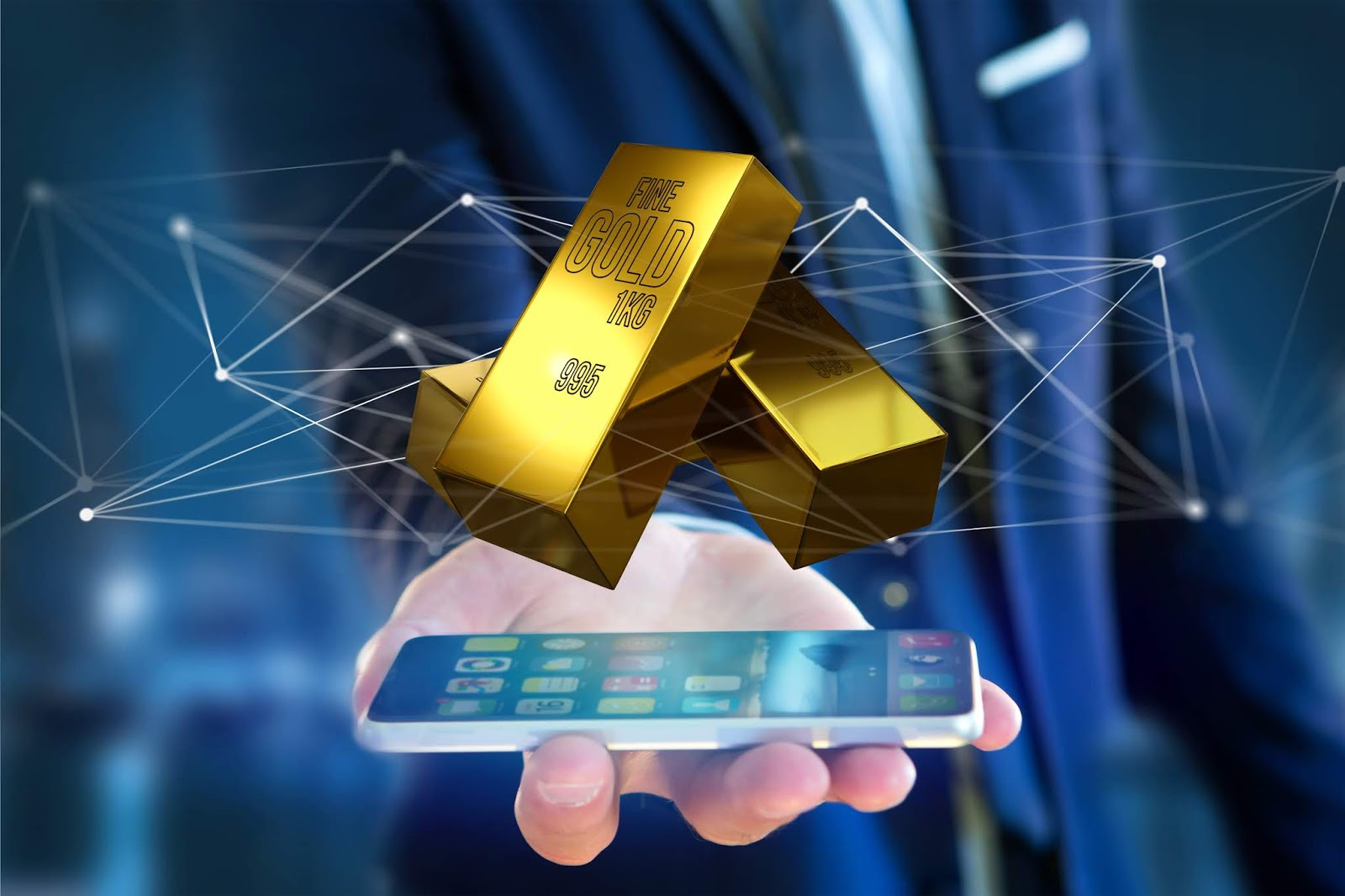 How Do You Trade Gold CFDs Online From The Comfort of Your Home?..