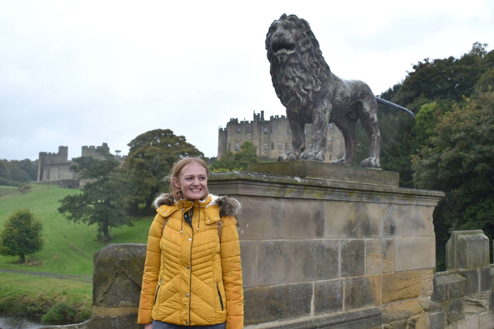 Alnwick Castle with Lundgren Tours