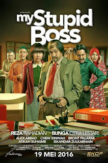 Download film My Stupid Boss (2016) DVDRIP Gratis
