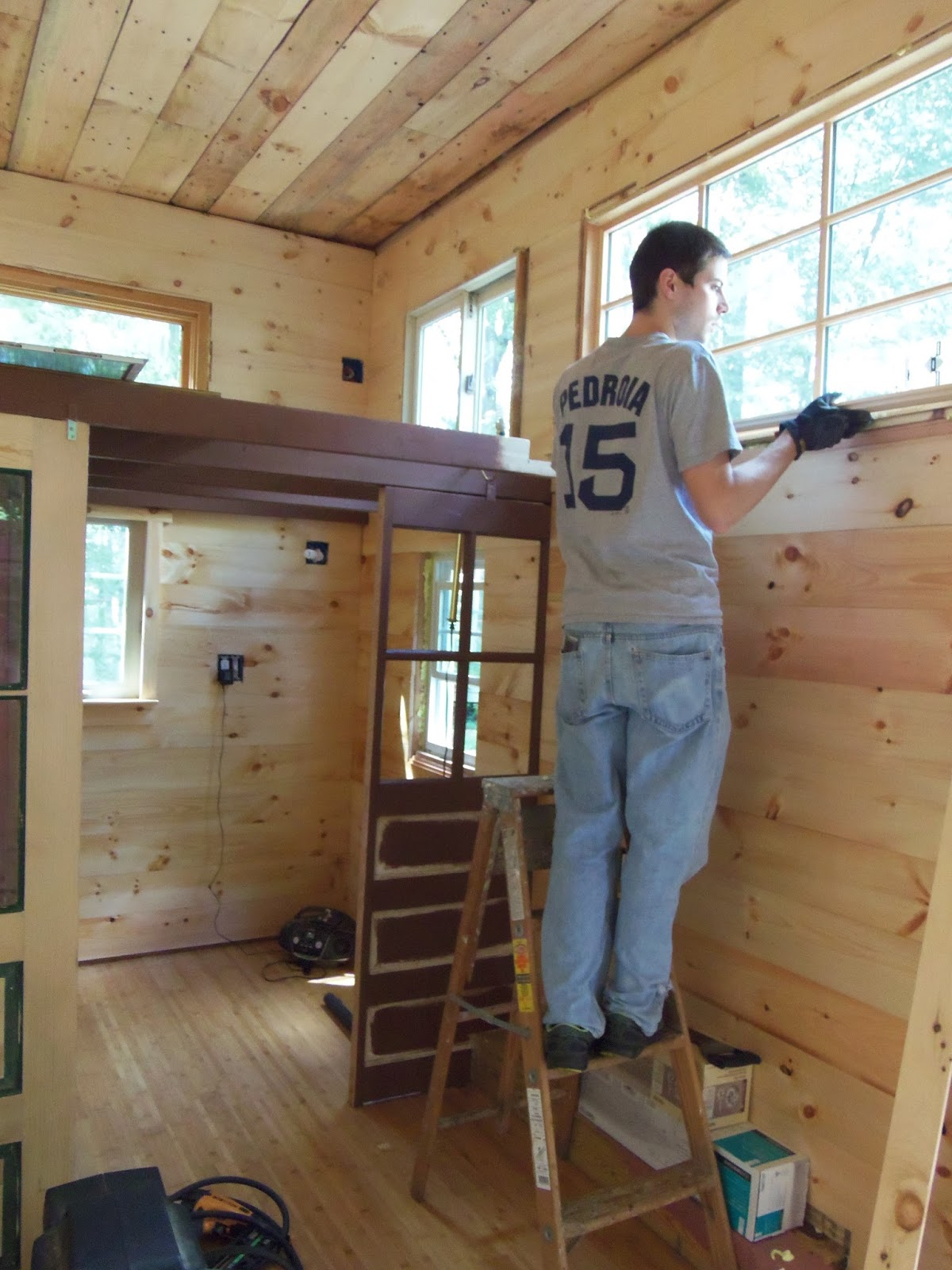 Another Tiny House Story September 2013