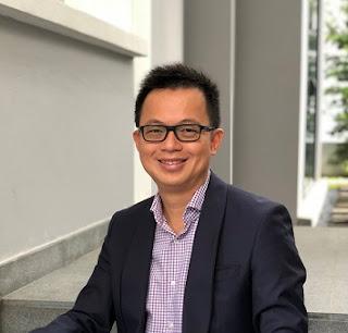 Albert Chai, Managing Director at Cisco Malaysia