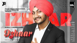 Izhaar Lyrics Dilnaaz
