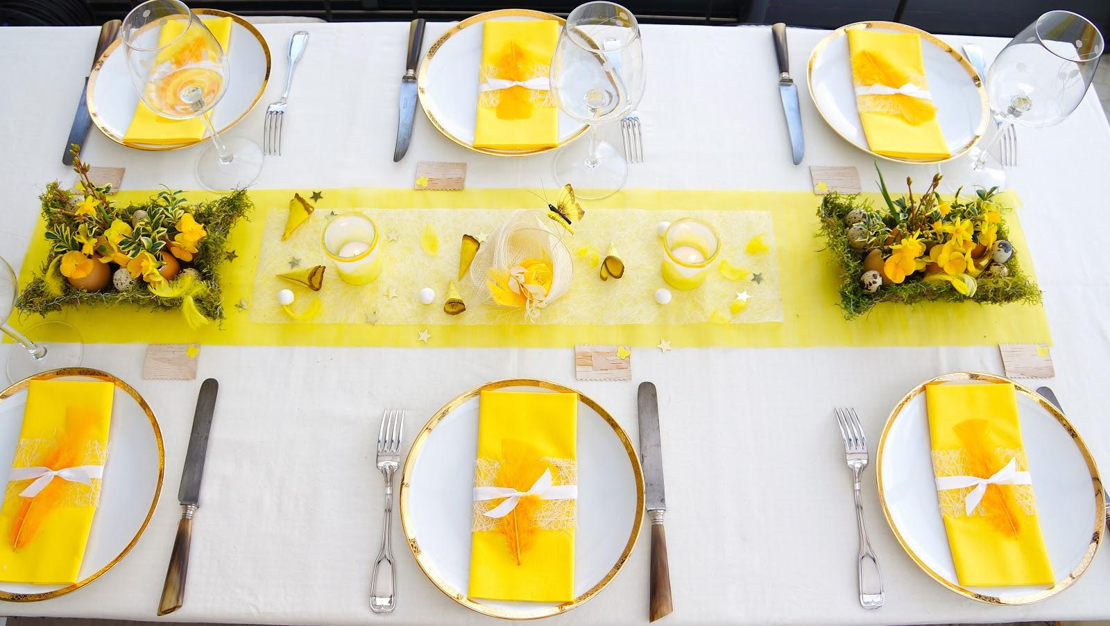 Exceptionnel Deco Table Pâques 4
