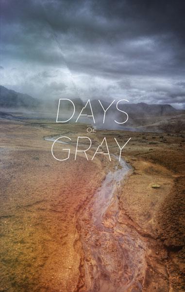 Days of Gray Film Poster Ani Simon-Kennedy