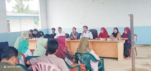 BPD Desa Bukit Selabu Bentuk Panitia Pemilihan Kades