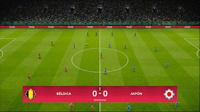 PES 2020 Scoreboard FIFA World Cup 2022 by Ryudek