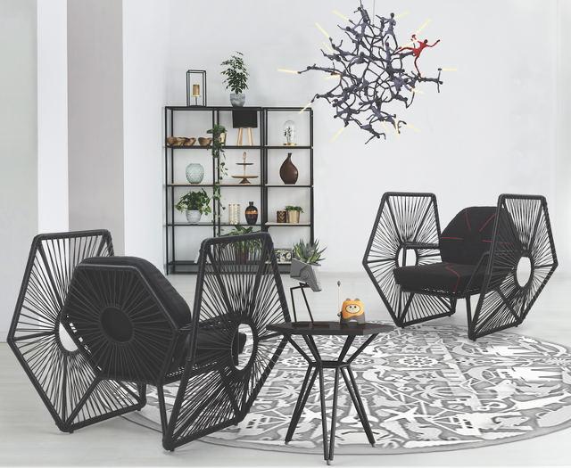 Esta es la genial colección de muebles basados en Star Wars que ya puedes comprar para tu casa