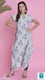 Style Cotton Kurti