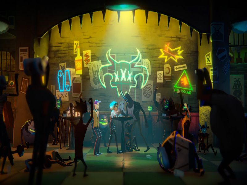 Afterparty PC Game Free Download