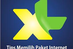 Tips Memilih Paket Internet XL Terbaik