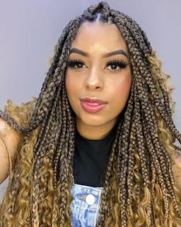 Goddess Braids Styles 2021