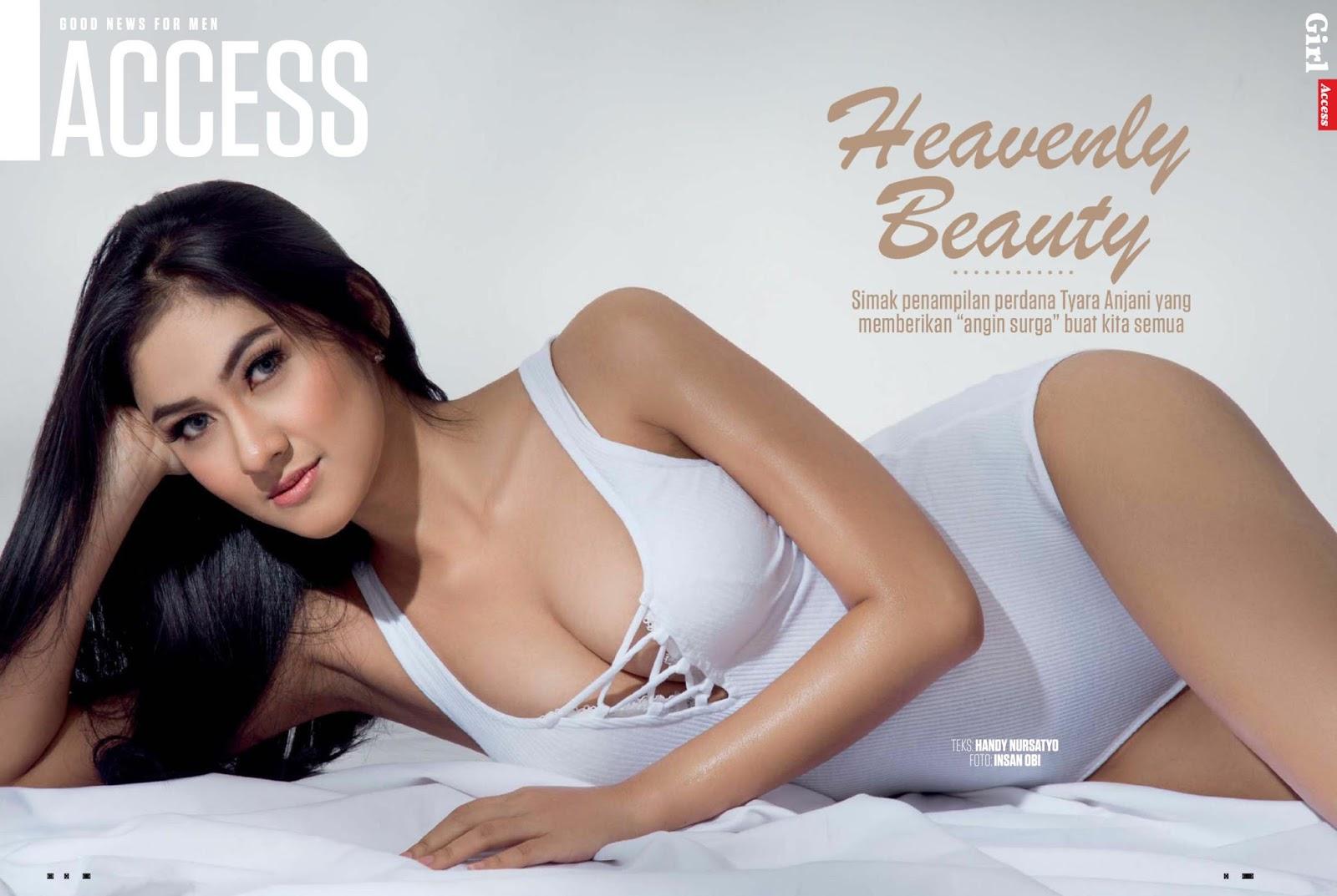 top model fhm indonesia nude