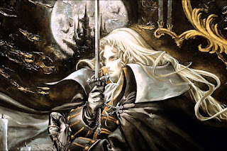 castlevania symphony og the night