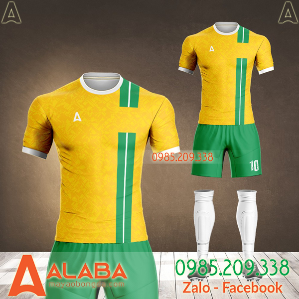 mẫu áo bóng đá mới nhất