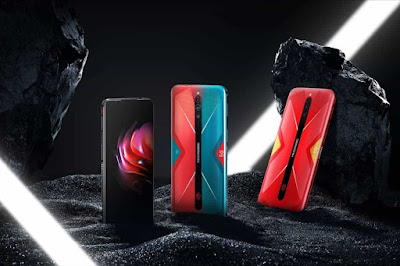 ZTE Nubia Red Magic 5G phone Gaming specifications Best 5G phones India in 2020