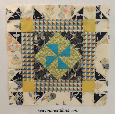 sept my secret garden block