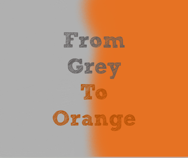 one-flat-grey-and-orange-stripe-with-from-grey-to-orange-text-on-top