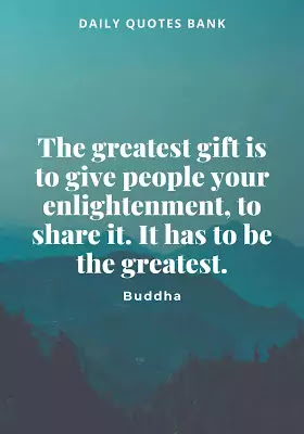 Buddha Quotes On Changing Yourself - Good Buddhist Quotes
