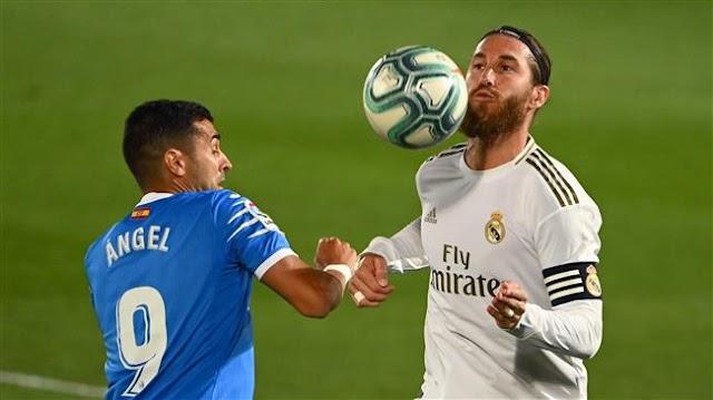 La Liga: Real Madrid 1-0 Getafe