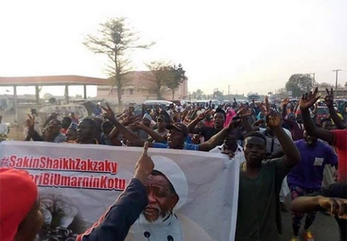 Shi'ites Bury Dead Members, Vow To Continue Protest Today (Photo)
