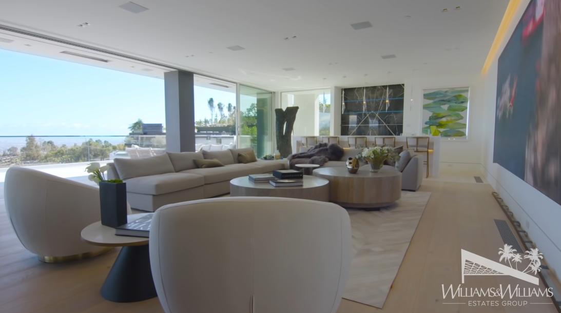 43 Interior Design Photos vs. 1250 Bel Air Rd Luxury Mansion Tour