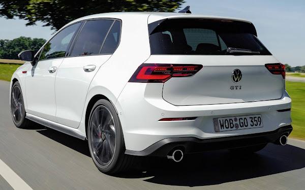 VW Golf GTI mK8 2022