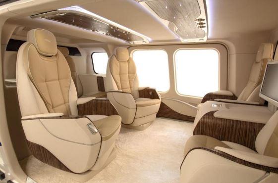 AgustaWestland AW169 interior