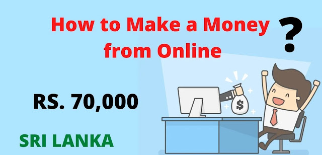 How to Make a Money from Online