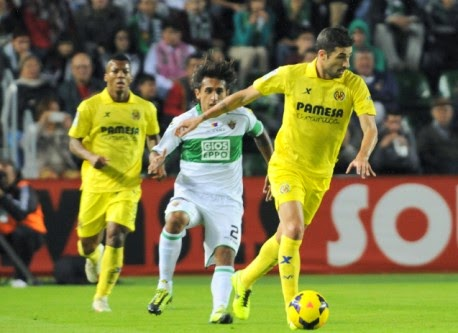 Villarreal vs Elche
