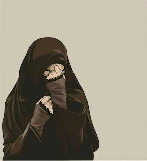 Made By Counterpoint Magazine Kartun Muslimah Bercadar Couple