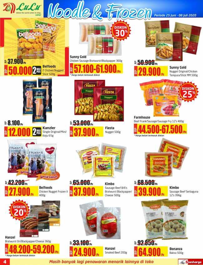 Katalog Promo LULU Supermarket 25 Juni - 8 Juli 2020 4