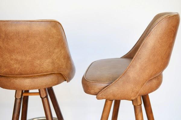 Heygreenie 3 Vintage 60 S Mid Century Modern Danish Brown
