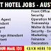 URGENT Hotel Job Requirement In Australia : Apply Now