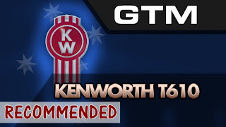 GTM Team Kenworth T610