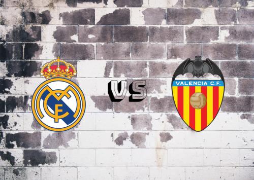 Real Madrid vs Valencia  Resumen y Partido Completo